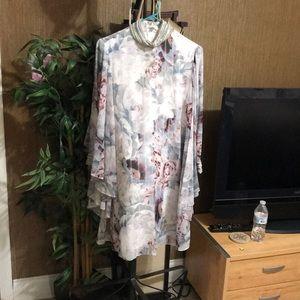 Dresses & Skirts - We are kindred flower dress